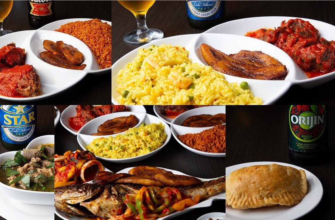 280 Degrees African Restaurant