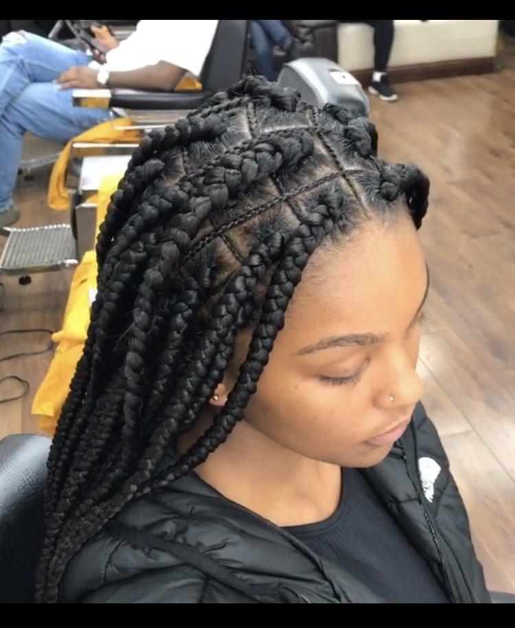 3D Afro & European Unisex Hair Salon