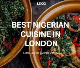 Lekki Restaurant and Bar