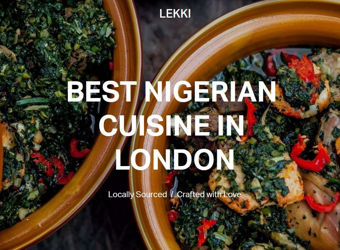 Lekki Restaurant and Bar