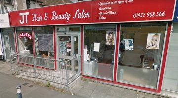 JT Hair & Beauty Salon
