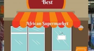 African Supermarket