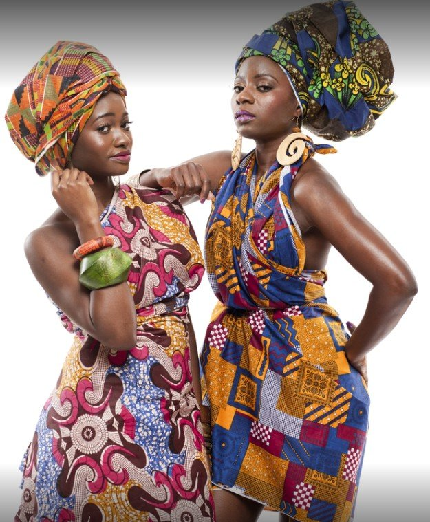 Majestic London African Textiles