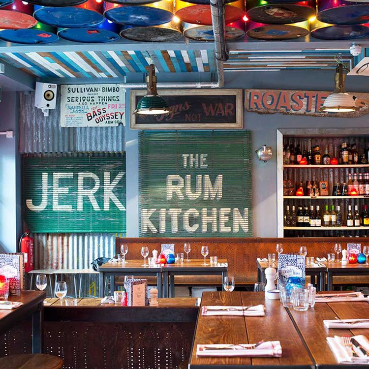 Rum Kitchen Soho