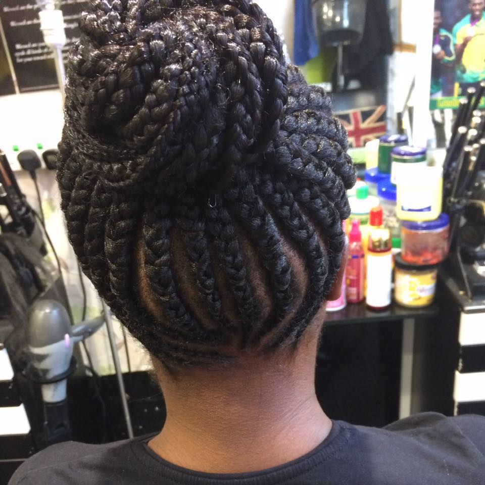 A & T Afro Europeon Hair Studios
