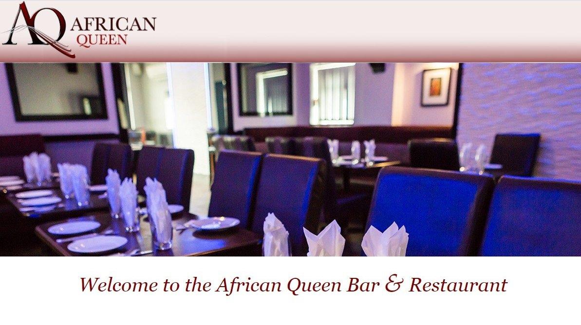 African Queen – The AQ Bar & Restaurant, Hounslow