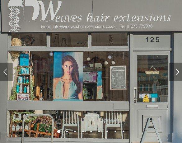 Weaves Hair Extension Brighton