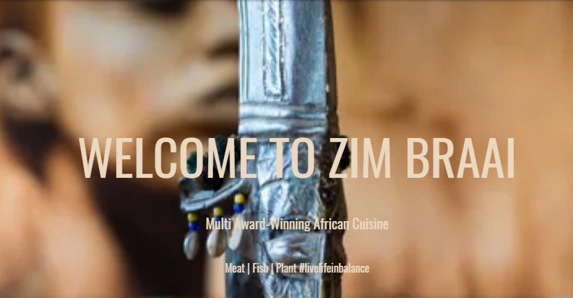 Zim Braai, Bournemouth | Multi-Award Winning African Cuisine