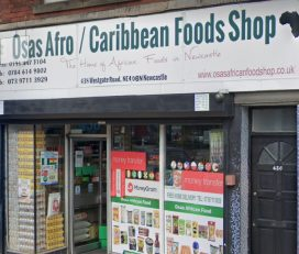 Osas Afro Caribbean Food Shop