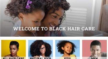 Black Hair Care